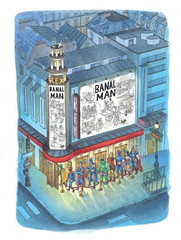 jeanmartial-dubois-Banal-man